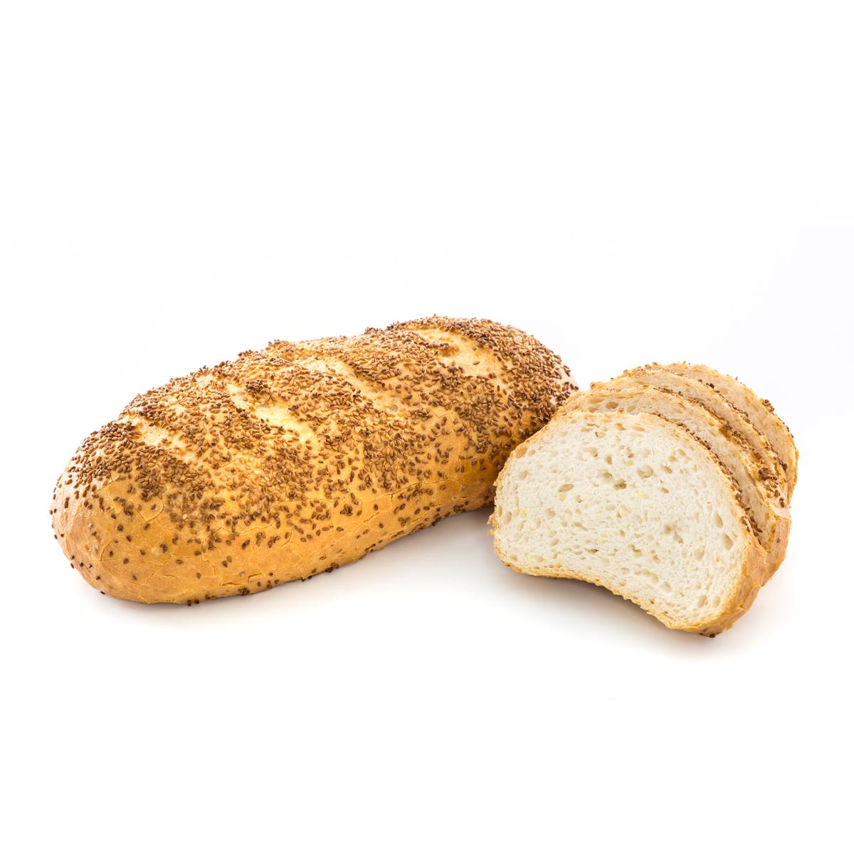 Glutensiz Susamlı Ekmek