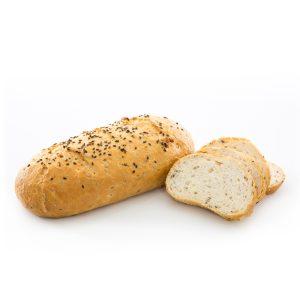 Glutensiz Keten Tohumlu Baton Ekmek