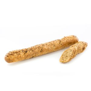 Glutensiz Esmer Bol Tahıllı Büyük Fransız Baget Ekmek