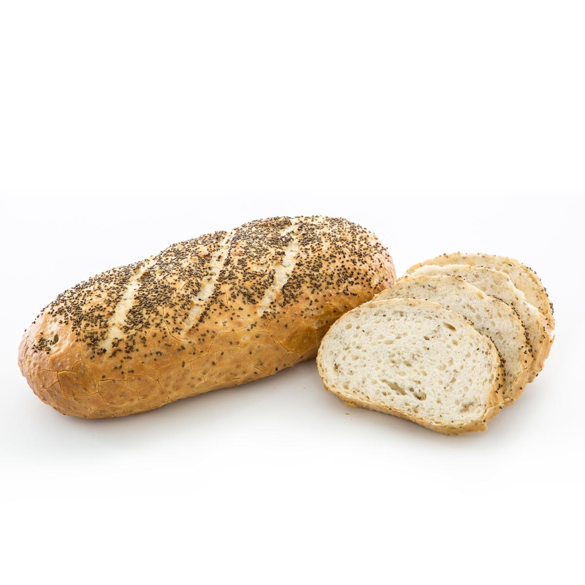 Glutensiz Chia Tohumlu Ekmek