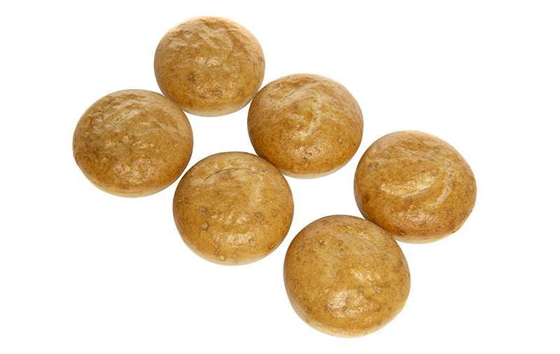 Mayalı Hane Düşük Proteinli Hamburger Ekmeği 6x75 gr