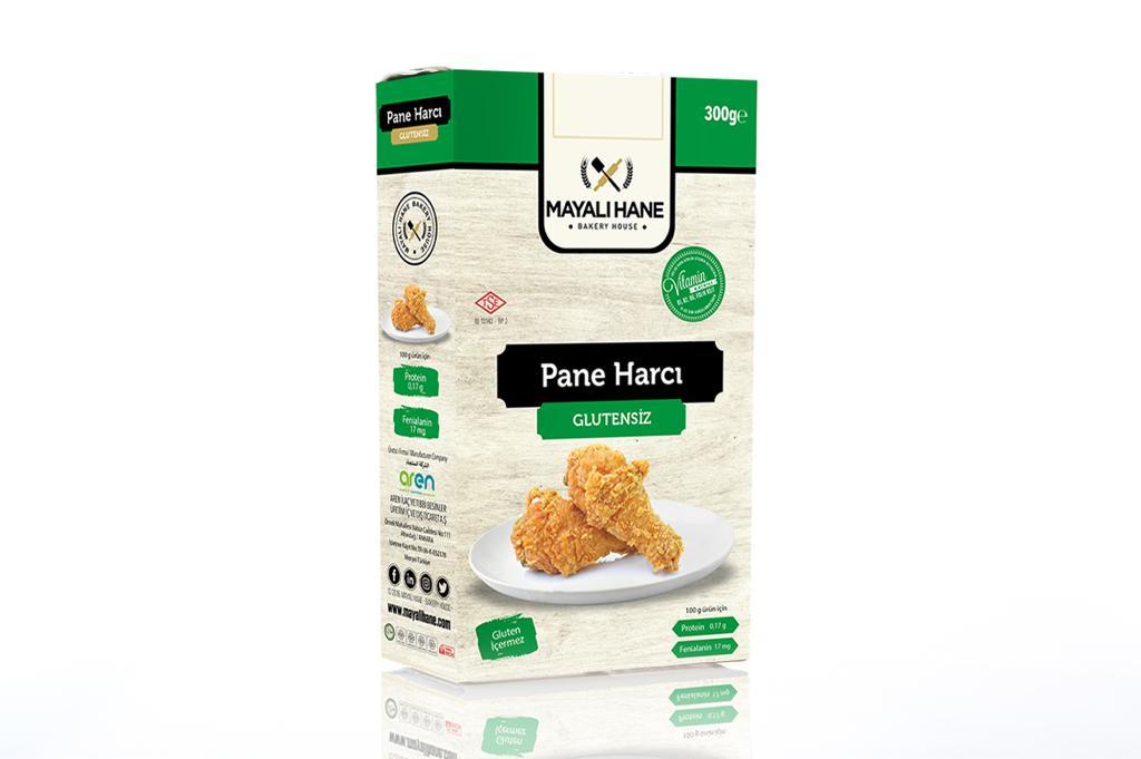 Mayalı Hane Glutensiz Pane Harcı 300 gr