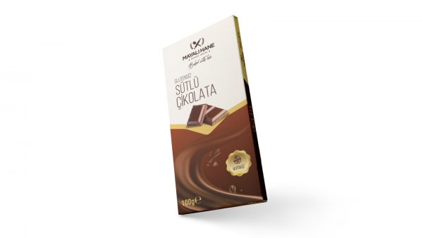 Mayalı Hane Glutensiz Tablet Çikolata 100 gr